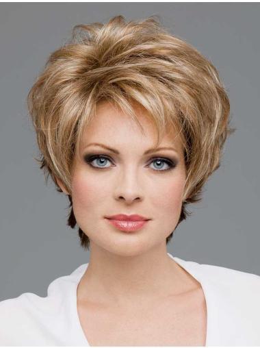 Прически на короткие волосы для женщин для полных