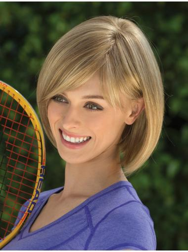 Amazing Straight Bobs 100% Hand-tied Wigs