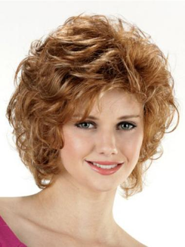 Short Lace Front Synthetic Style Wigs