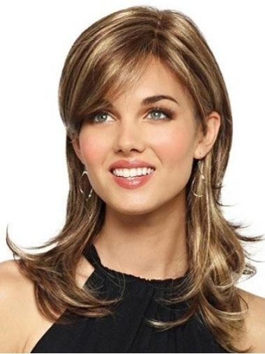 Capless Straight Long Synthetic Wigs