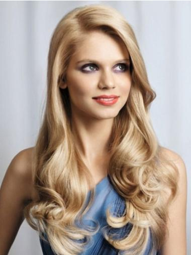 Lace Front Long Blonde Classy Wigs