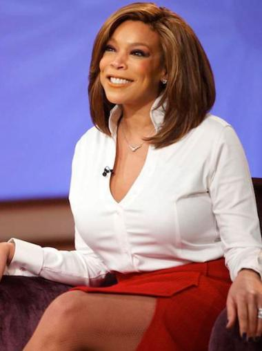 """Comfortable Lace Front 12"""" Straight Wendy Williams Wigs"""