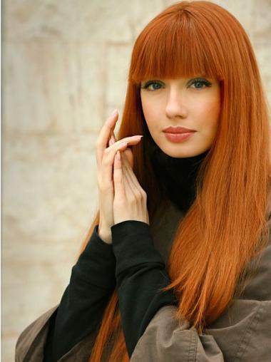 Рыжий цвет волос кому идет фото